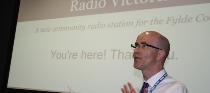 Launch of Radio Victoria CIC