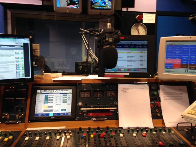 This is the place radio happens
